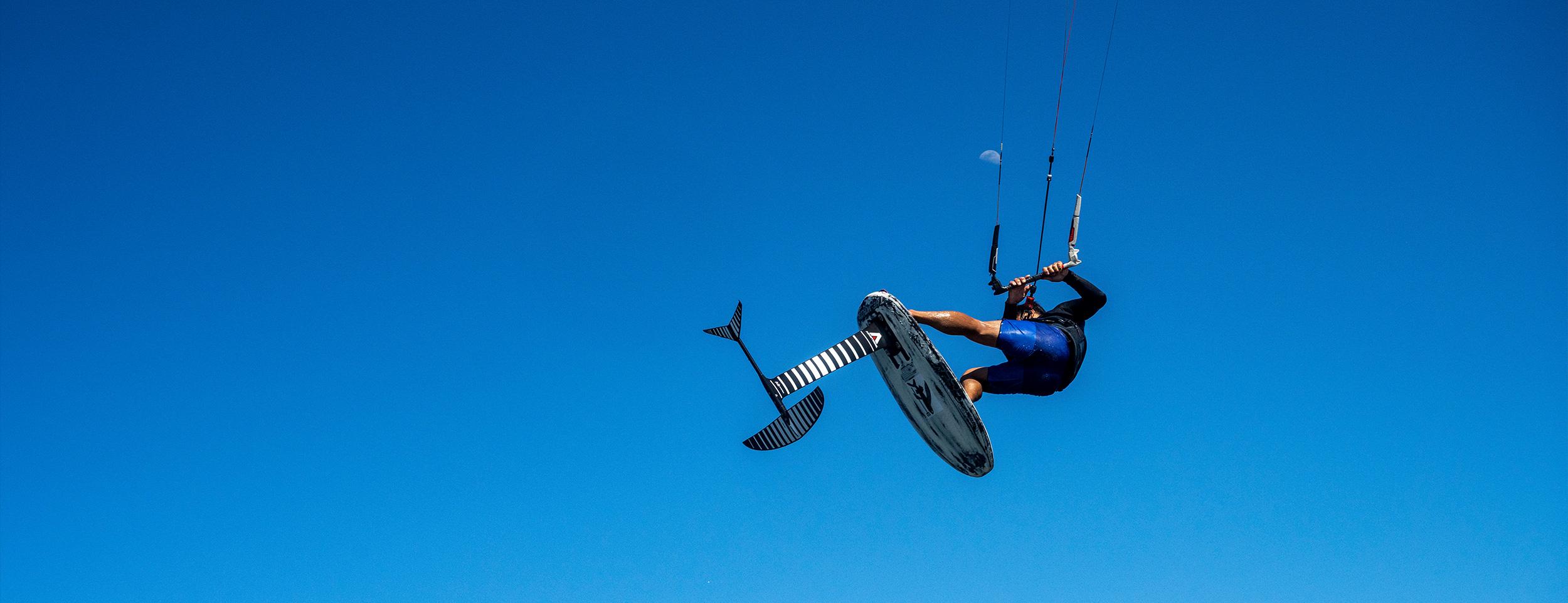 Episode 1:Kite Surfer Jun Adegawa