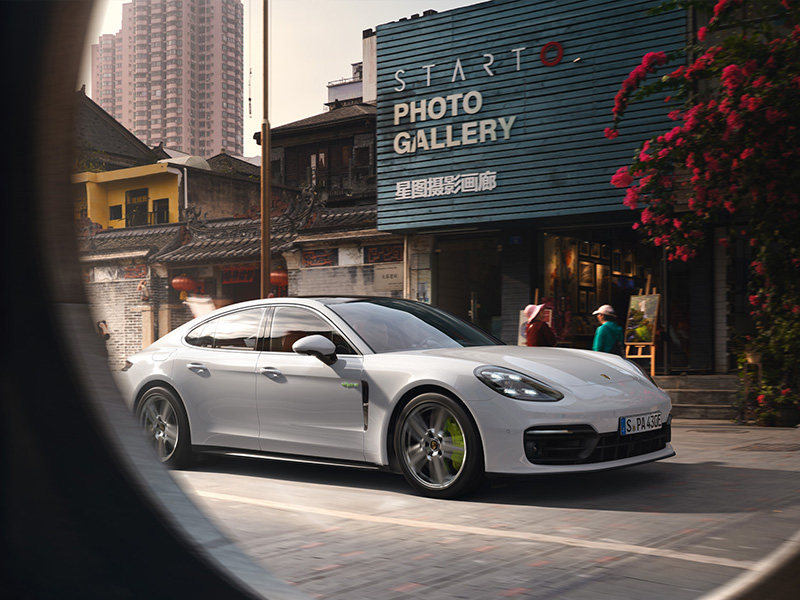 「THE NEW PANAMERA Debut Weekend」のご案内