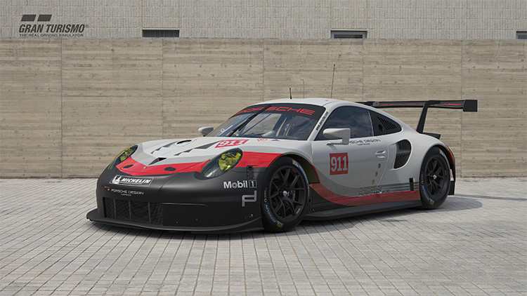 911 RSR (991) '17