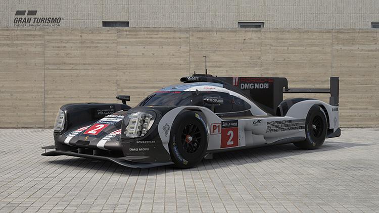 919 Hybrid (Porsche Team)'16