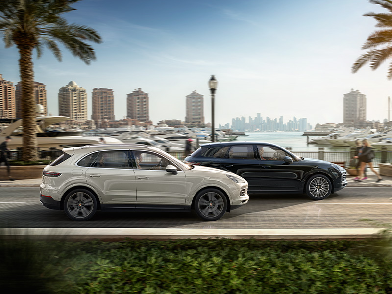 「Drive Your Favorite SUV」のご案内
