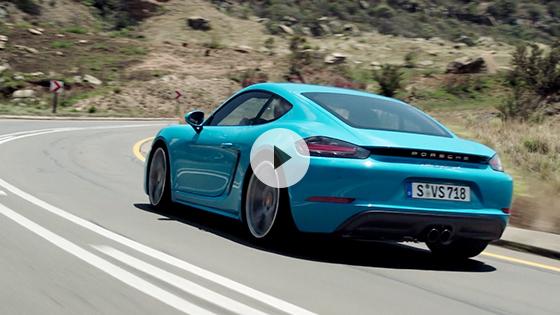 Porsche Torque Vectoring