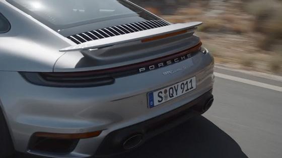 911 Turbo S - Speed