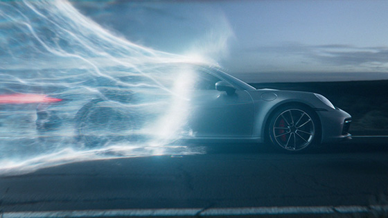 Timeless Machine. The new 911.