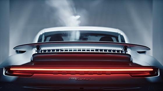 Reveal film 911 Turbo S