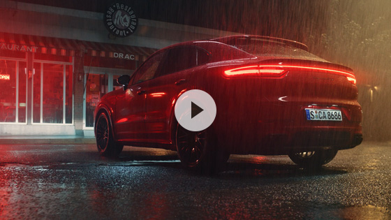 Cayenne GTS Coupé highlight film