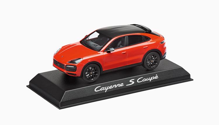 モデルカー Cayenne Coupé S