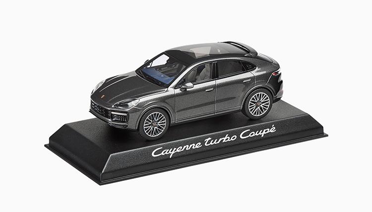 モデルカー Cayenne Turbo Coupé