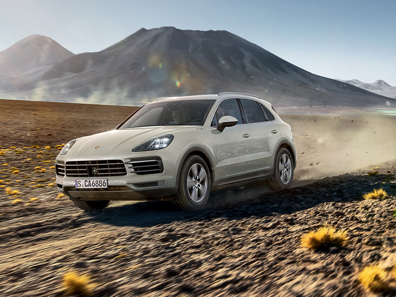 「Porsche Cayenne Journey of Discovery」のご案内