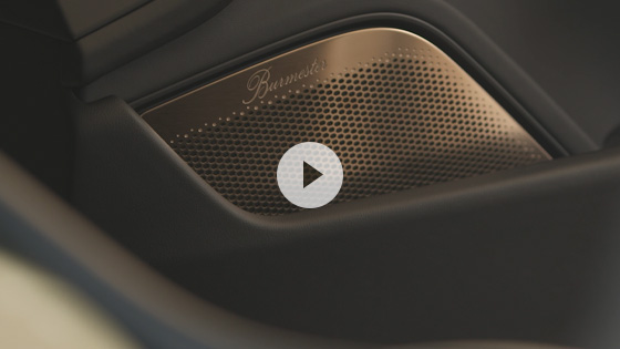 Burmester® 3D ハイエンドサラウンド サウンドシステム