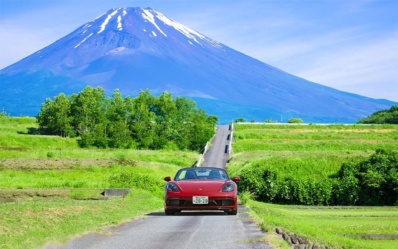 Taycan Roadshow フォロー&リツイートキャンペーン