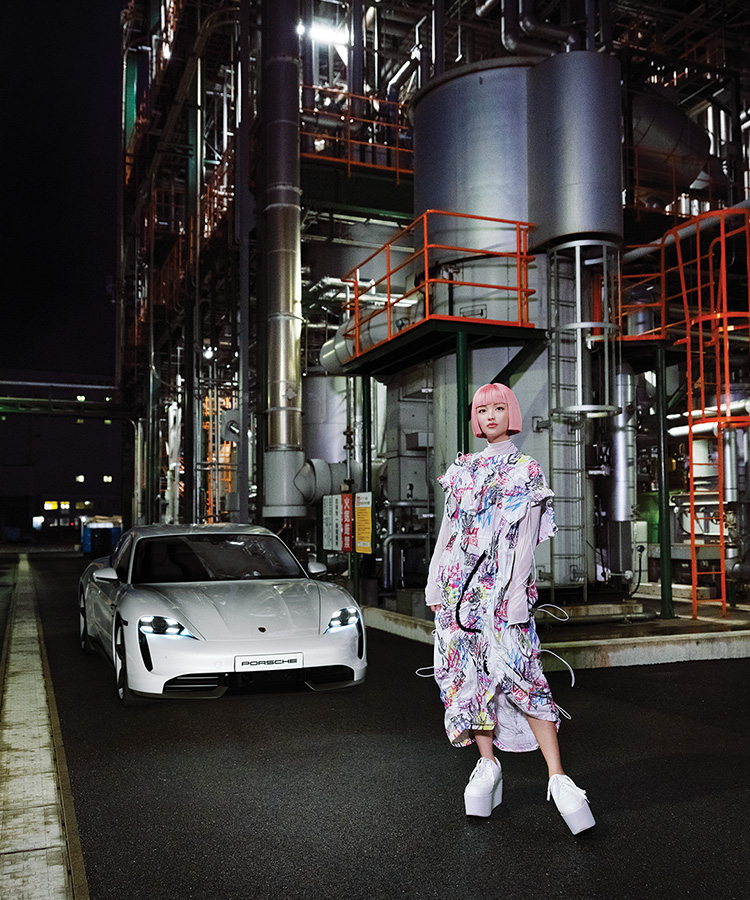 Taycan Product Story with imma #スポーツカーは必要か