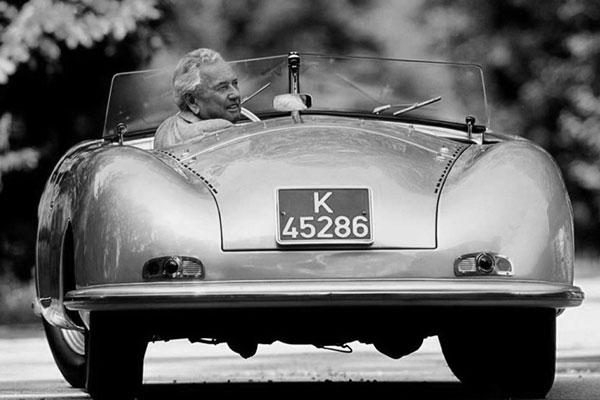 Ferry Porsche #スポーツカーは必要か