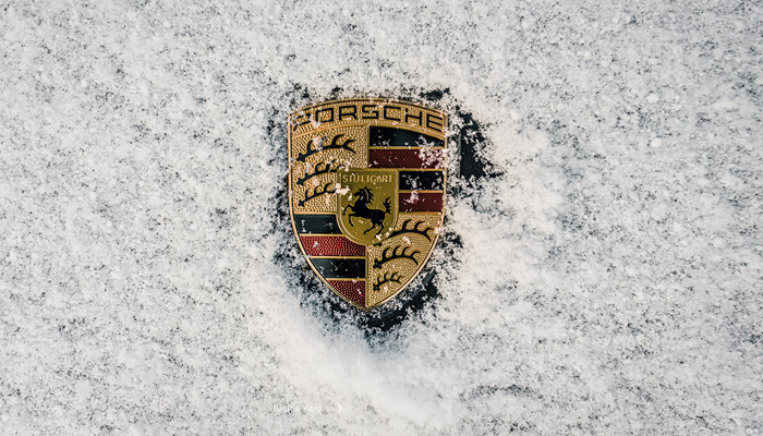 Porsche Digital Greeting Card 02