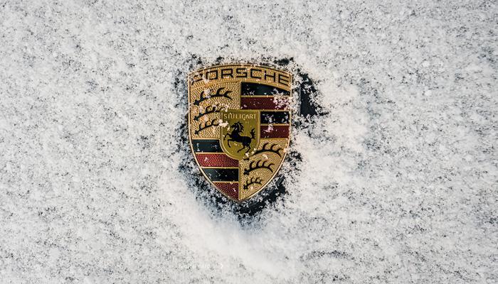 Porsche Digital Greeting Card 02