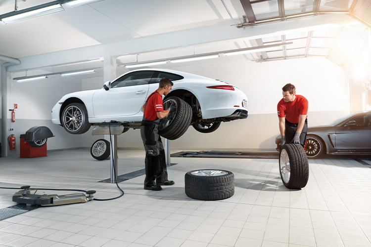 Porsche Proとコンシェルジュの一日